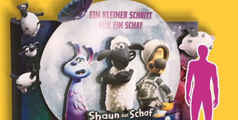 Schaun das Schaf - Ufoalarm